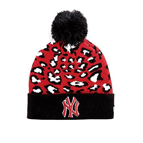 New Era - Casquettes / Bonnets - bonnet team leopard 2 ny