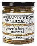 Terrapin Ridge Farms Pecan Honey Mustard – One 10.5 Ounce Jar