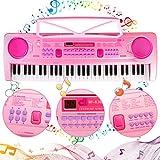 Immagine 2 wostoo tastiera elettronica pianoforte a
