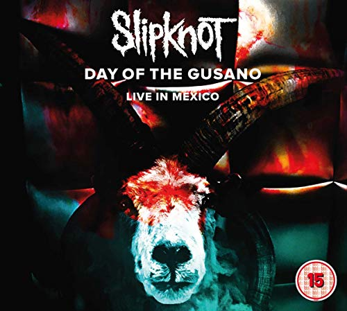 Day Of The Gusano Live In Mexico (Cd+Dvd)