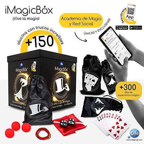 iMagicBox Cife Cubo de Magia, Multicolor Spain 41419