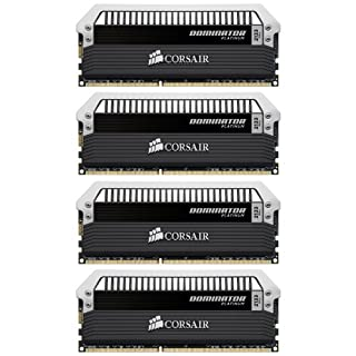 Corsair CMD32GX3M4A2133C9 Dominator Platinum 32GB (4x8GB) DDR3 2133 Mhz CL9 Enthusiast Desktop Memory Kit (B008RAS8AO) | Amazon price tracker / tracking, Amazon price history charts, Amazon price watches, Amazon price drop alerts