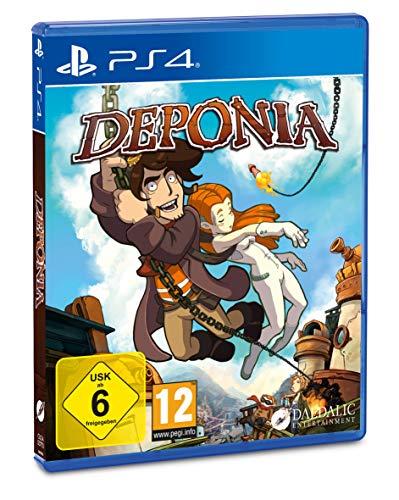 Deponia (PS4 Deutsch)