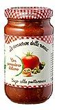 Le Conserve Della Nonna - Sauce Tomates Alla Puttanesca - Préparez d'incroyables pâtes et lasagnes avec ces sauce -190 GR
