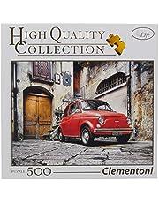Clementoni - 98980 - Yetişkin Puzzle - 500 - 500 Parça