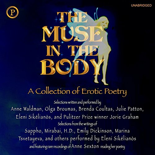 The Muse in the Body audiobook cover art