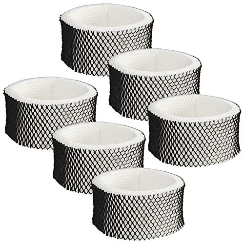 SKROS 6 Pack Replacement Filters Compatible with Holmes & Sunbeam Humidifier Filter A,HWF62 HWF62CS HWF62D