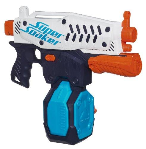 Descrizione del prodotto: oltre al grado di caricatore il vostro pistola con acqua, si può caricare con i cubetti di ghiaccio. Batterie richieste: