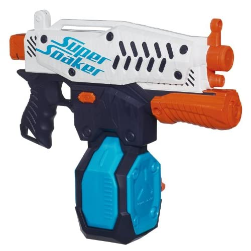 Nerf - Super Soaker Pistola d'acqua Flash Blast
