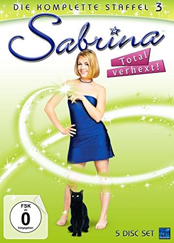 Sabrina - Total verhext! (Staffel 3, Folgen 51-75 im 5 Disc Set)