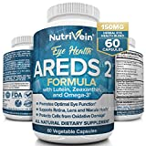 Best Eye Supplements - Nutrivein AREDS 2 Eye Vitamins - Supports Eye Review