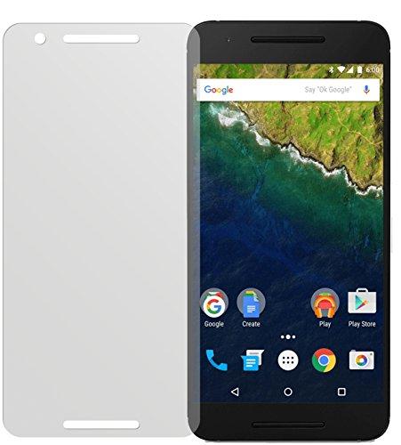 dipos I 2X Schutzfolie matt kompatibel mit Huawei Google Nexus 6P Folie Bildschirmschutzfolie