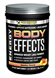 Power Performance Products Body Effects Pre Workout Supplement, Mango Peach, 570 grams (1lbs. 4.1oz)