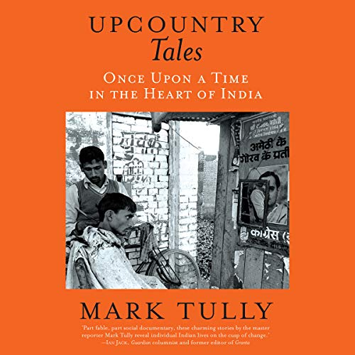 Upcountry Tales audiobook cover art