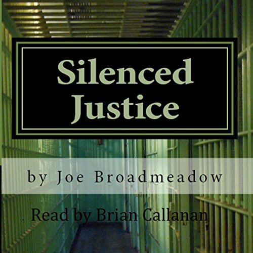 Silenced Justice audiobook cover art