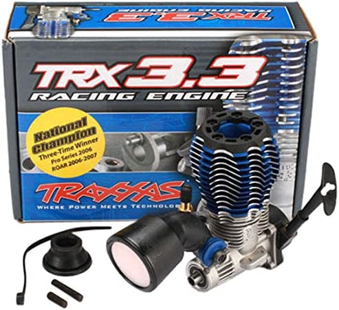 Nashville-Davidson Mall Traxxas 5409 TRX 3.3 Engine with Recoil Multi-Shaft Starter Super-cheap