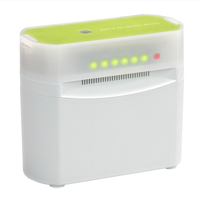 世界的にフリルクラウンラトックシステム Bluetooth エアクオリティ モニター REX-BTPM25V