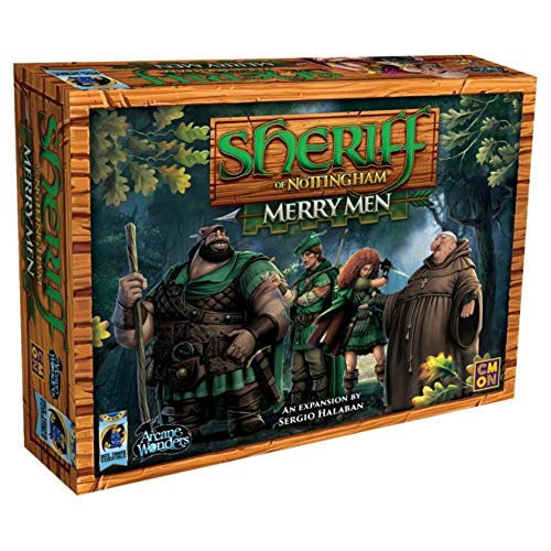 Sheriff of Nottingham Merry Men Board Game Now $14.99 (Was $24.99)