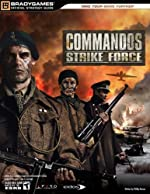 Commandos Strike Force Official Strategy Guide de BradyGames