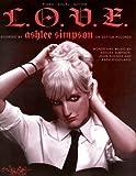 "Ashlee Simpson....""L.O.V.E.""....Sheet Music"