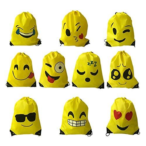 leegfd (10 Emoji Turnbeutel)