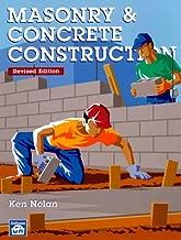 Masonry & Concrete Construction