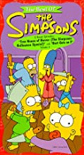 The Best of The Simpsons, Vol. 4 - Tree House Horror The Simpsons Halloween Special Bart Gets an F VHS
