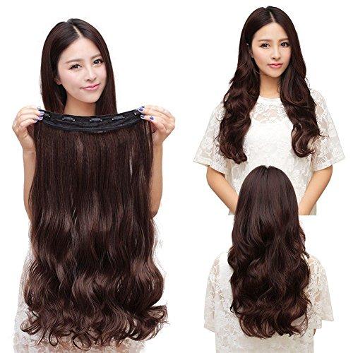US Stock Magik 3/4 Full Head Hair Extensions Clip