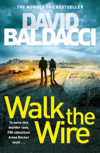 Walk the Wire: The Sunday Times Number One Bestseller (Amos Decker series) (English Edition)