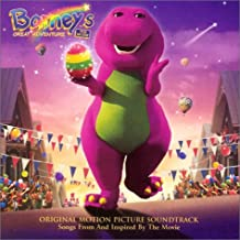 Barney's Great Adventure: Motion Picture Soundtrack