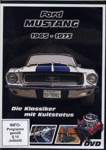 Ford Mustang 1965-1973, 1 DVD