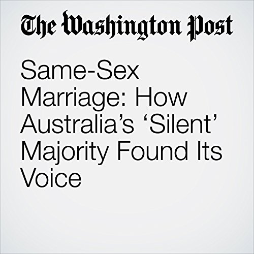 Same-Sex Marriage: How Australia's 'Silent' Majority Found Its Voice copertina