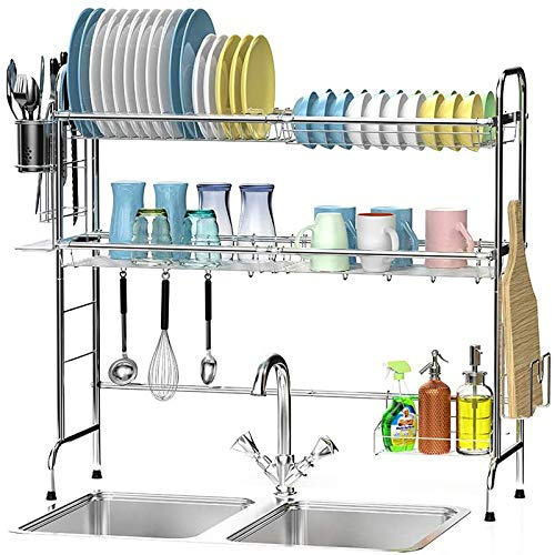 5. Ace Teah Over The Sink Dish Drying Rack