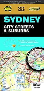 Sydney City Streets & Suburbs Map 262 7th ed (waterproof)