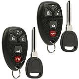 Keyless Entry Remote Ignition Key Fob fits...