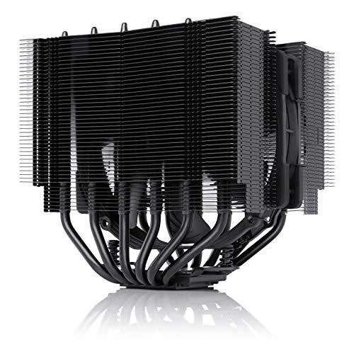 Noctua NH-D15S chromax.Black, Disipador de CPU de Doble Torre con NF-A15 PWM...