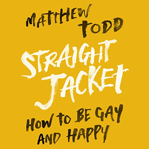 Straight Jacket audiobook cover art