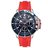 NAUTICA Analog Blue Dial Men's Watch-NAPBHP904