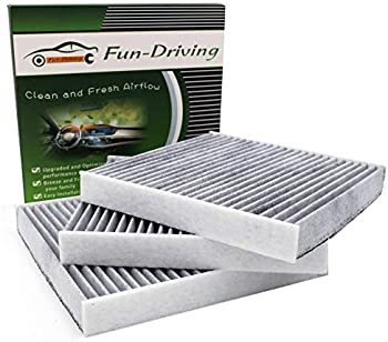 3-Pack Fun Driving Toyota FD157 Cabin Air Filter