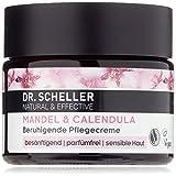 Dr. Scheller Mandel & Calendula - Beruhigende Pflegecreme für sensible Haut, pafümfrei, vegan, 50 ml