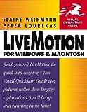LiveMotion for Windows & Macintosh (Visual QuickStart Guide)