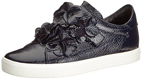 Kennel und Schmenger Damen Town Sneaker, Blau (Wave Sohle Weiss 757), 38.5 EU (5.5 UK)