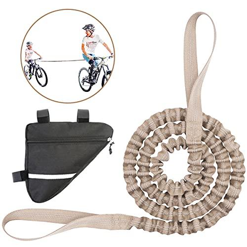 Tuxuzal Kinder Fahrrad Abschleppseil mit...