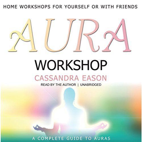 Aura Workshop audiobook cover art