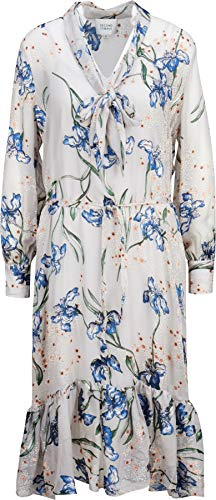 Second Female Damen Kleid mit mit floralem Muster L