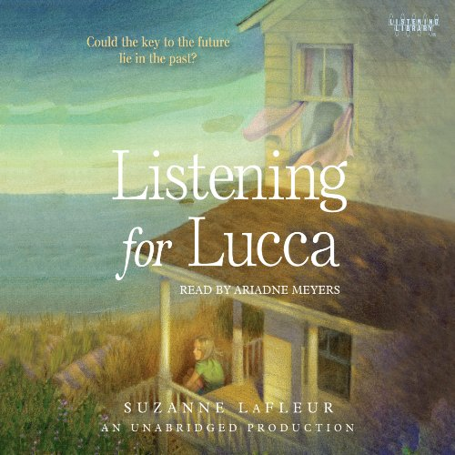 Listening for Lucca audiobook cover art