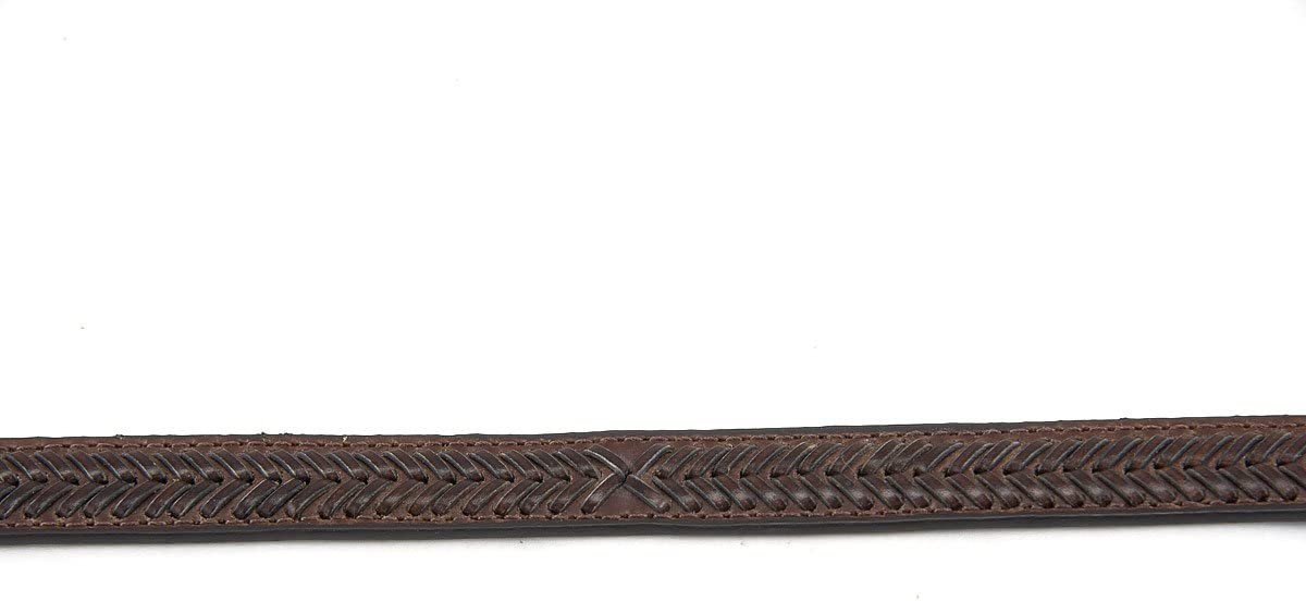 M /& F Western Mens Laced Body Hatband
