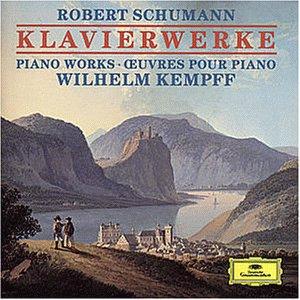 Schumann: Klavierwerke