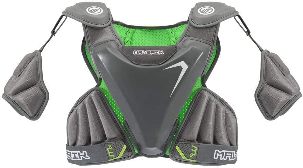 安心の実績 高価 買取 強化中 Maverik MX EKG Shoulder Lacrosse 保証 Pads