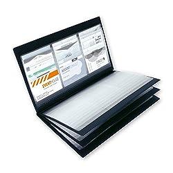 mappen und ordner zur aufbewahrung von visitenkarten. Black Bedroom Furniture Sets. Home Design Ideas